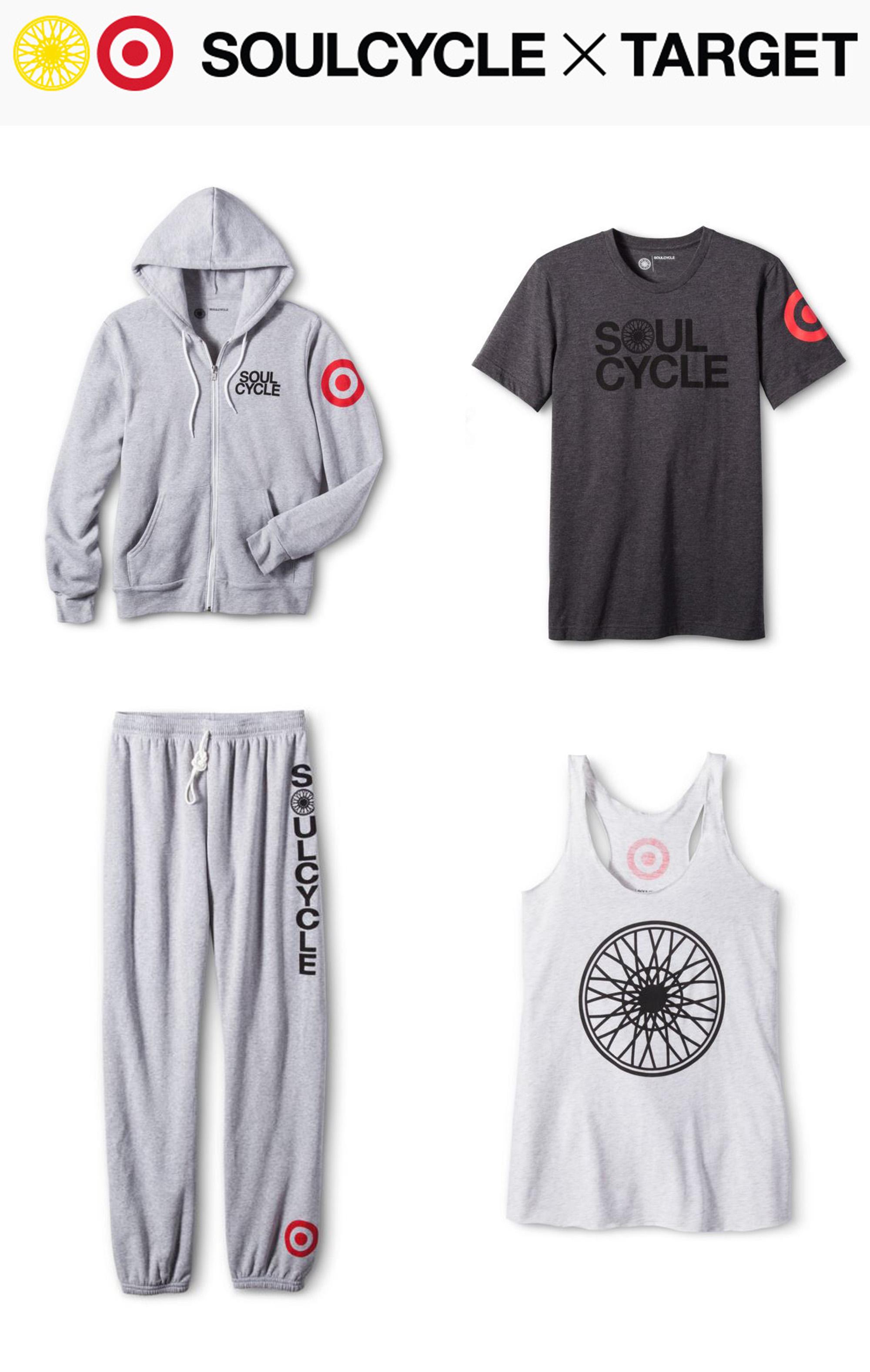 Target x Soul Cycle