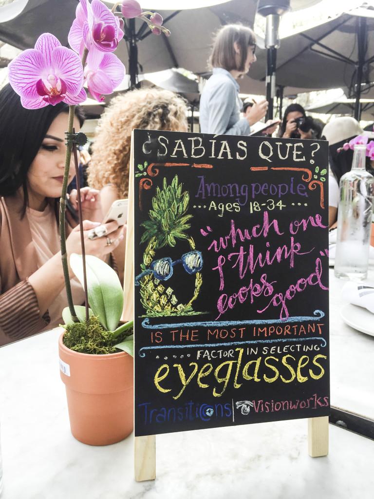 Visionworks Field trip at Gracias Madre