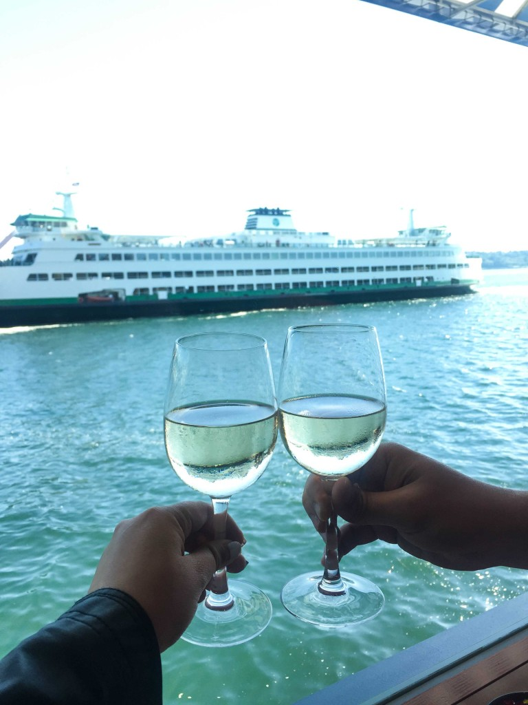 Cheers to life at Ivar's!