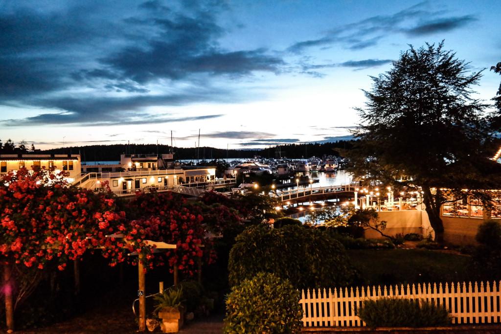 Roche-Harbor-at-Night