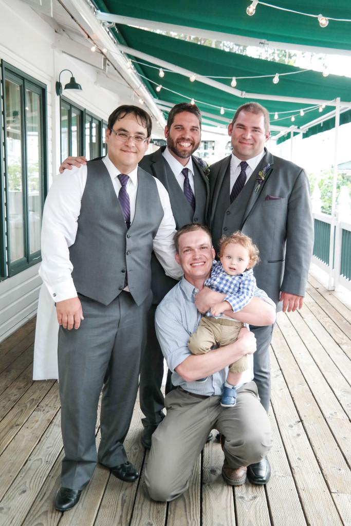 The-boys-at-Chris's-wedding