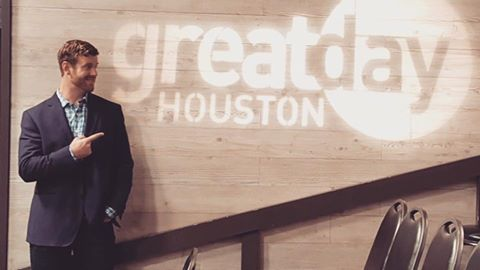 On Great Day Houston last month