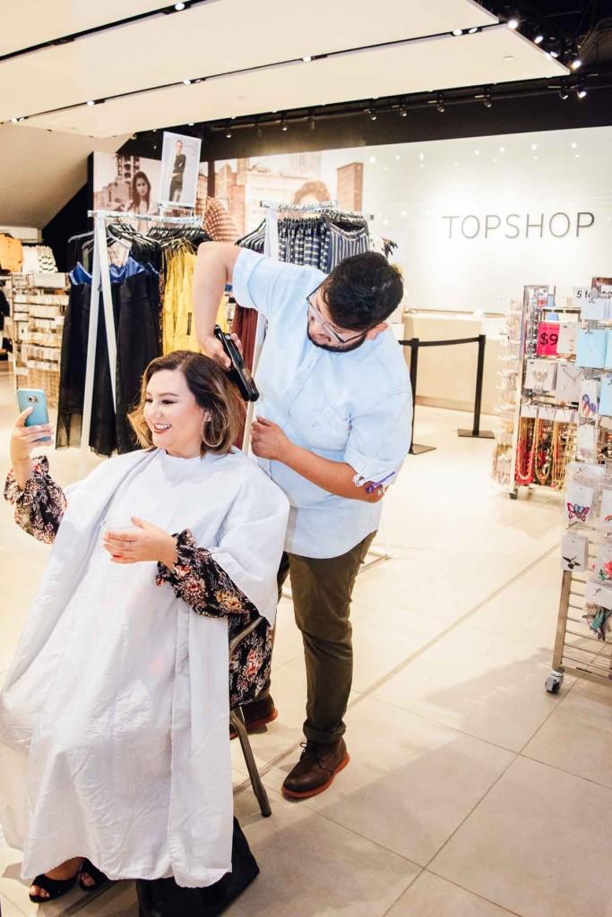 Topshop Galleria Houston
