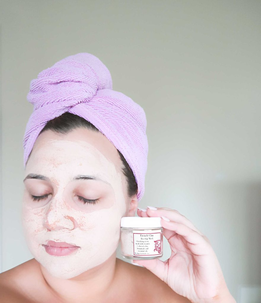 Rosehip Essentials French Clay Mask