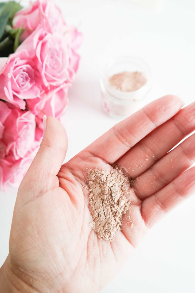 Rosehip Essential French Clay Mask