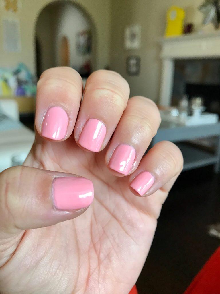 Essie Gel Nail Polish - To Bend Light