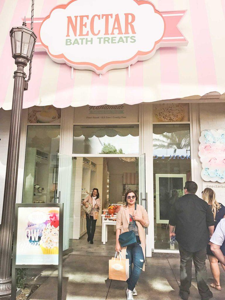 Nectar Bath and Body Treats