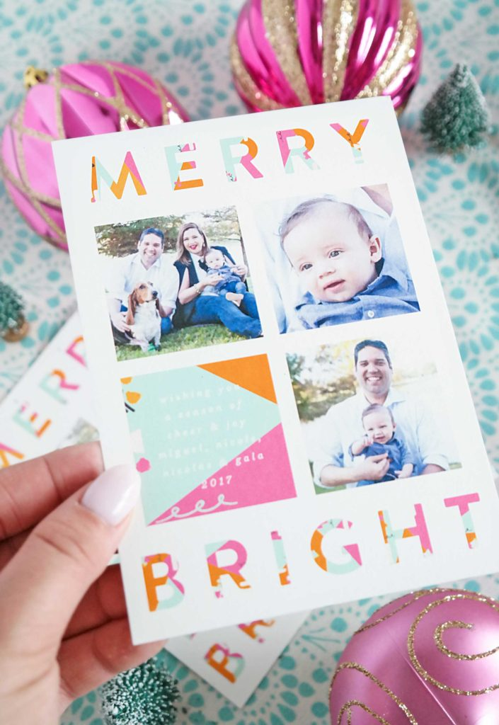 Minted Christmas Cards-Lipstick and BrunchSAM_3227