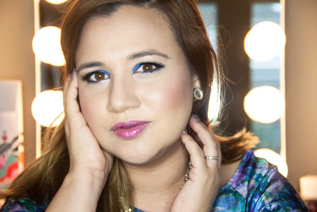 Urban Decay - How To Create a Glam Make-Up Look For The Holidays