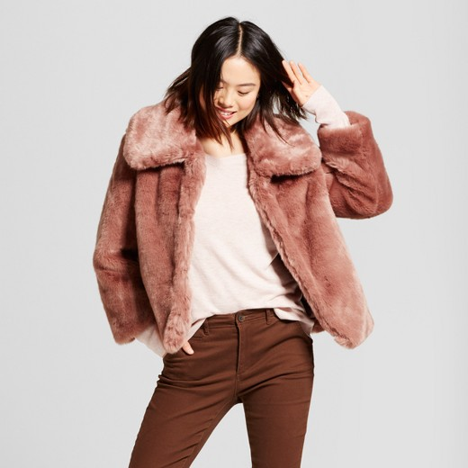 Target Faux Fur Jackets and Coats4