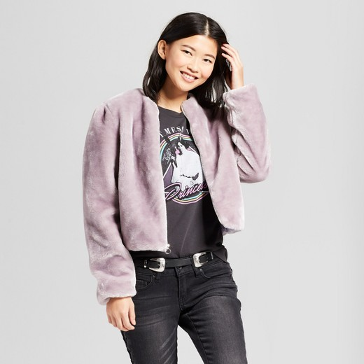 Target Faux Fur Jackets and Coats5