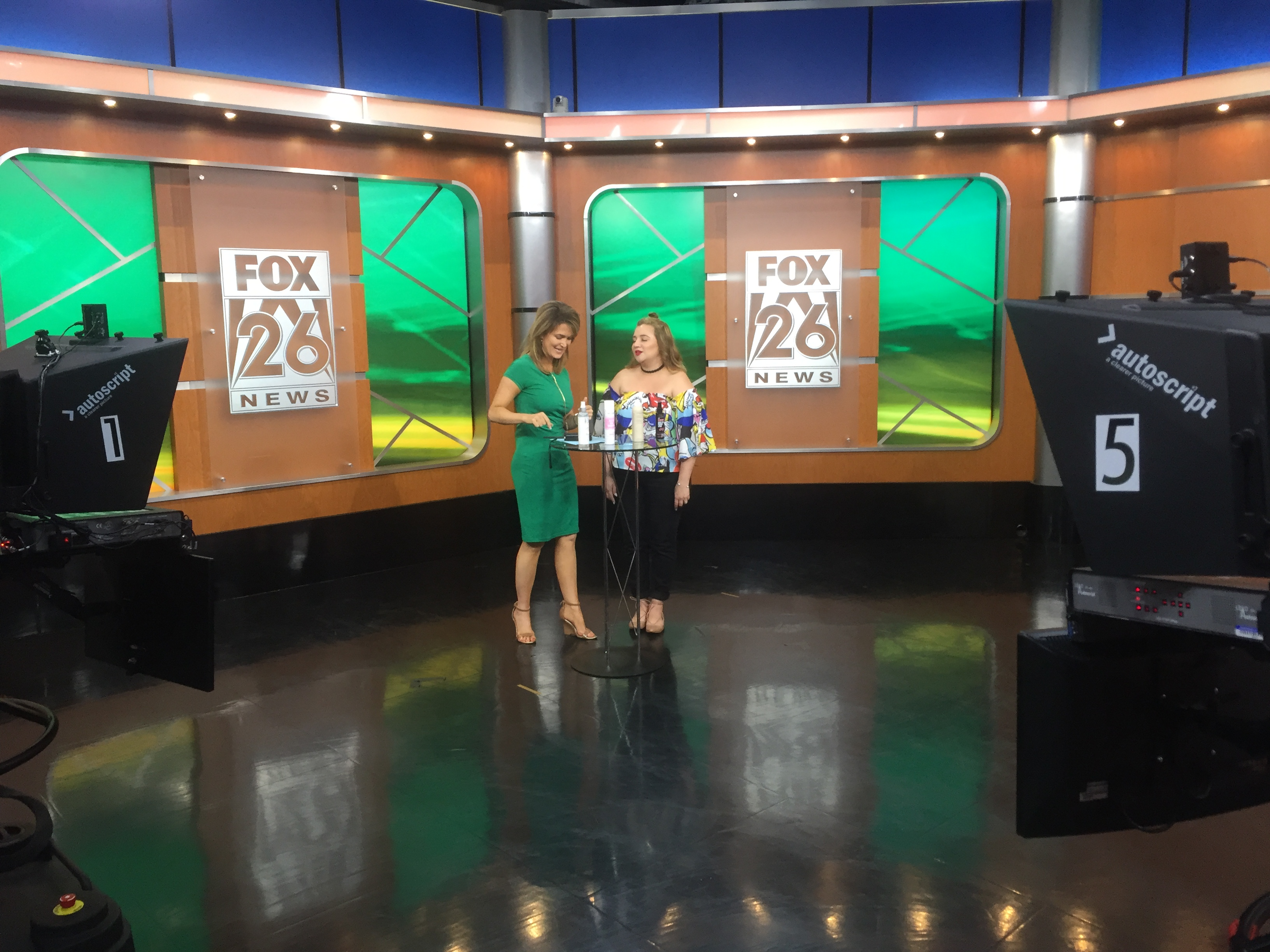Lipstick and Brunch on Fox 26
