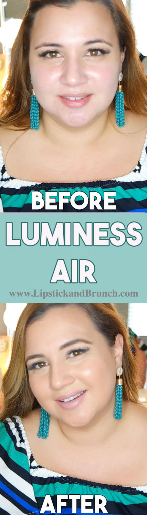 Luminess Air is an easy to use at home airbrush system. Create flawless looks at home with this portable device!