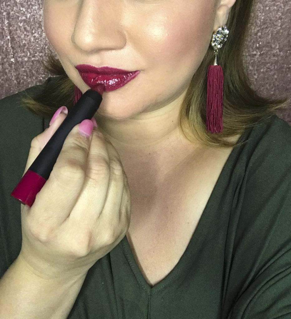 Pixi + AslynOvard blush - Lipstick and Brunch