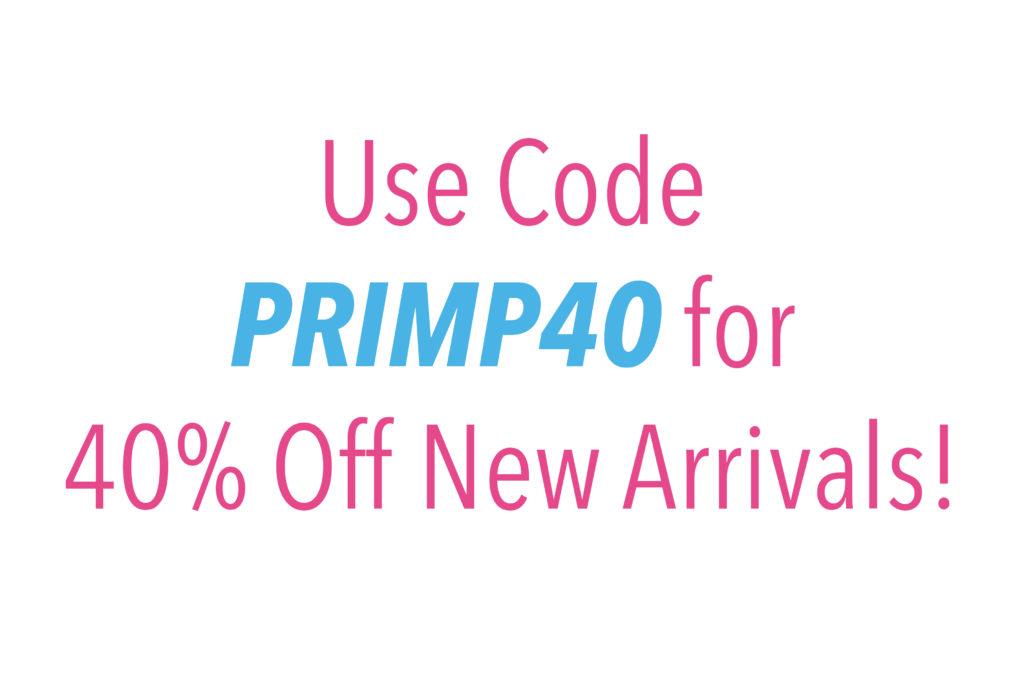 Ashley Stewart-PRIMP40 for 40% Off New Arrivals