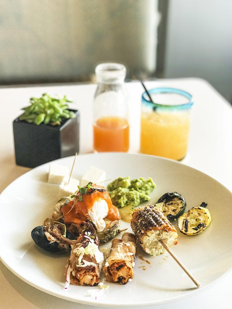 My Xochi breakfast - Hampton by Hilton Seekender Weekend