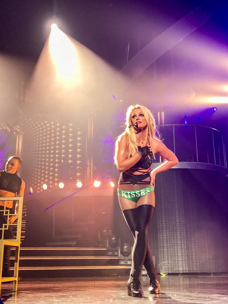 """Britney Spears's """"Piece of Me'"""