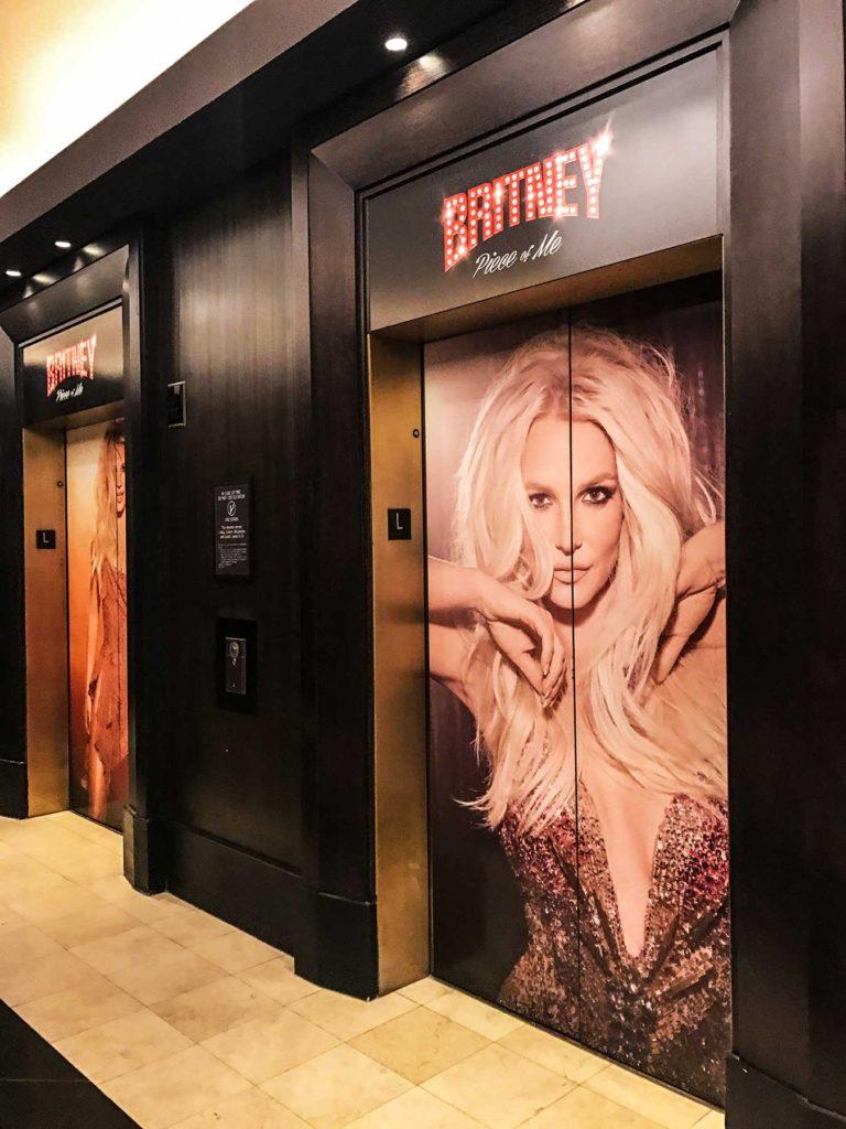"Britney's ""Piece of Me"""