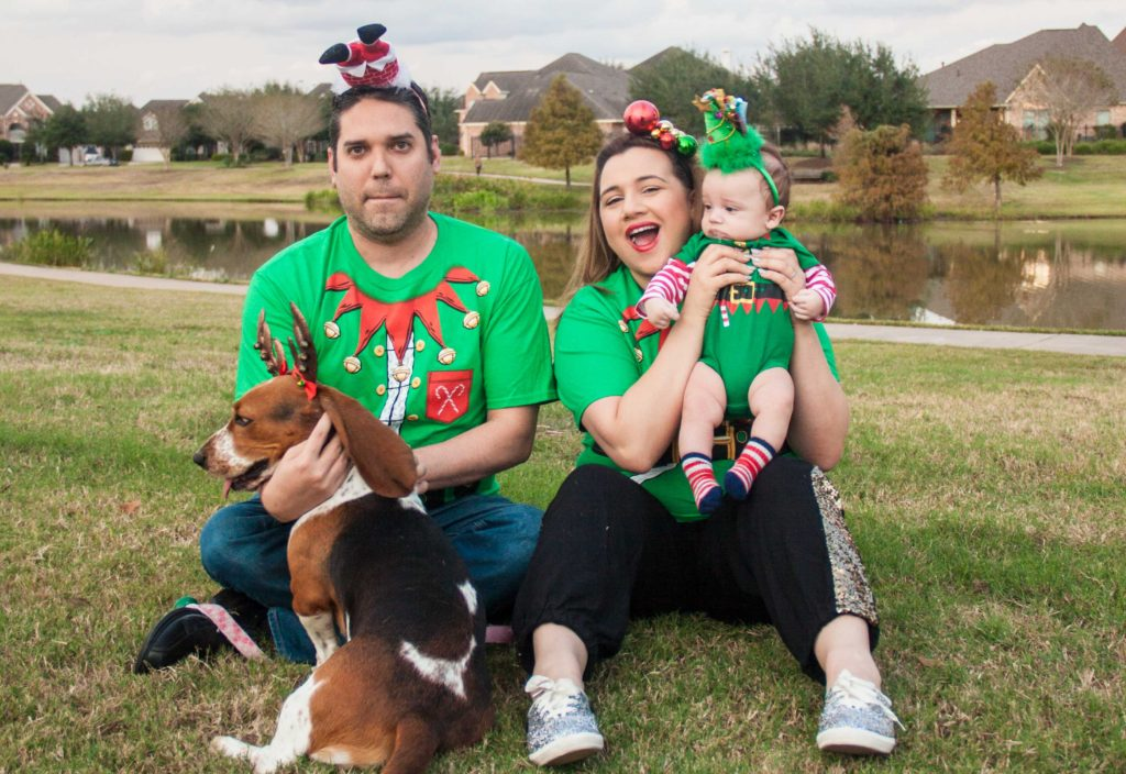 Christmas Family Photo Fails1