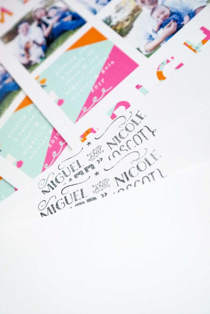 Minted Christmas Cards-Lipstick and BrunchSAM_3232