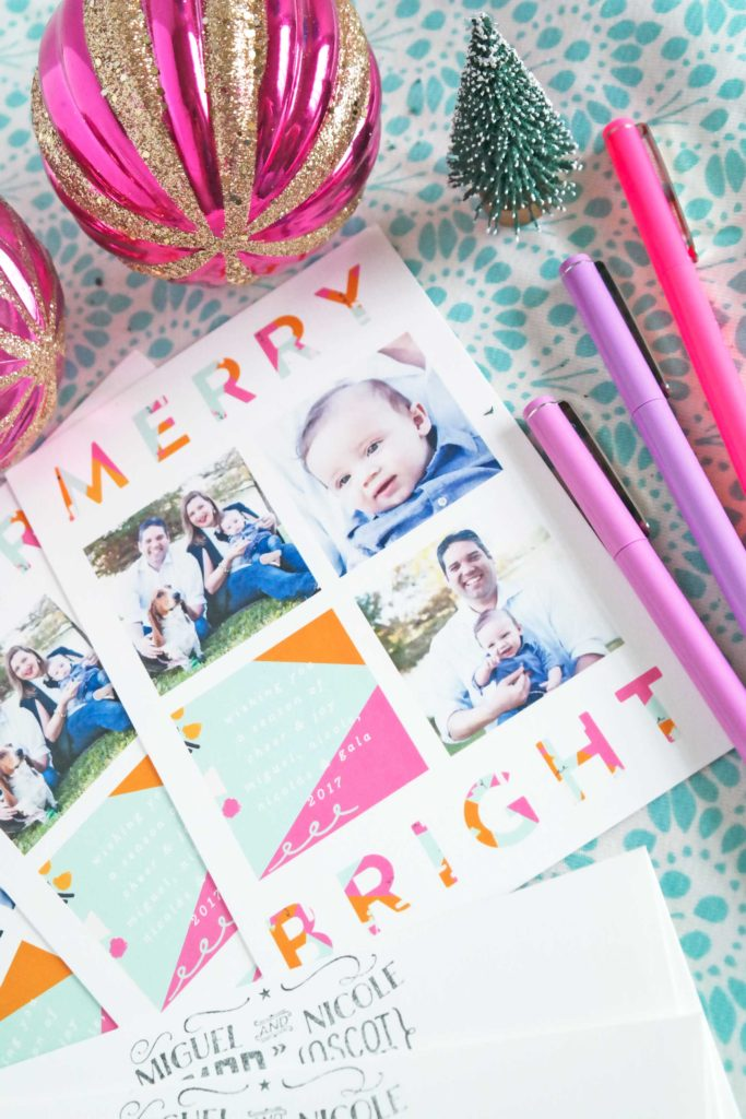 Minted Christmas Cards-Lipstick and BrunchSAM_3236
