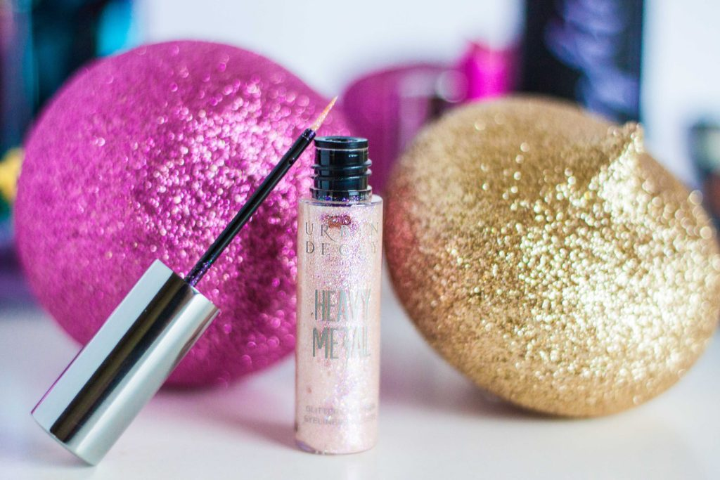 Glitter Eyeliner willmake your eyes pop unlike regular eyeliner!