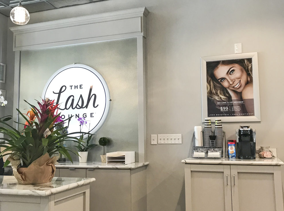 Getting a Lash Perm For The First Time!