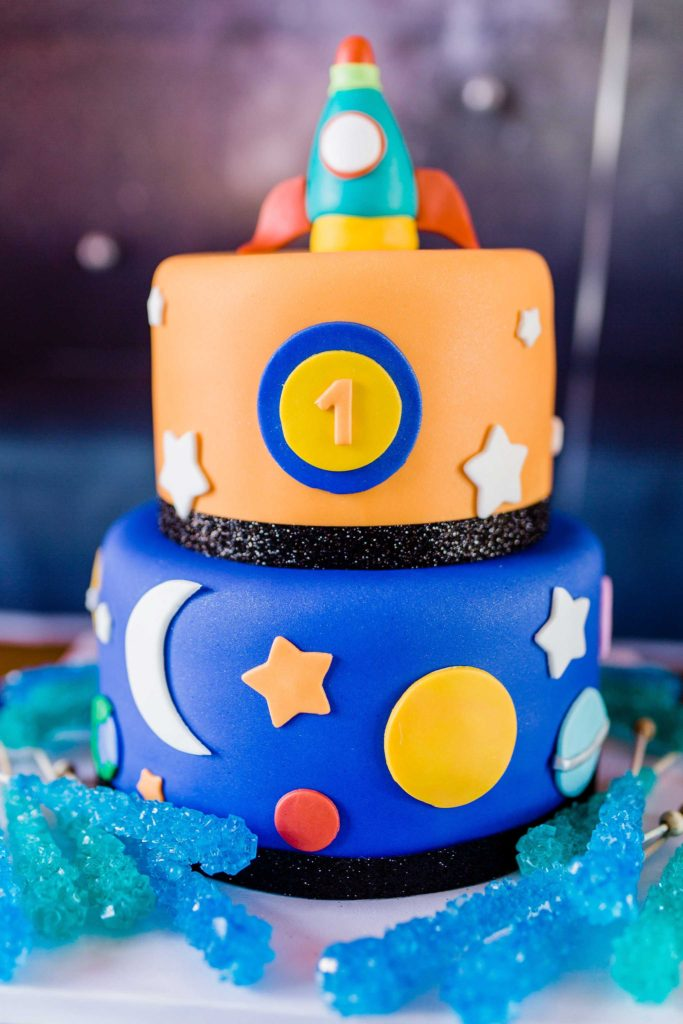 Astonishing Nicolas Enriques First Birthday Tips Space Theme Party Ideas Funny Birthday Cards Online Overcheapnameinfo