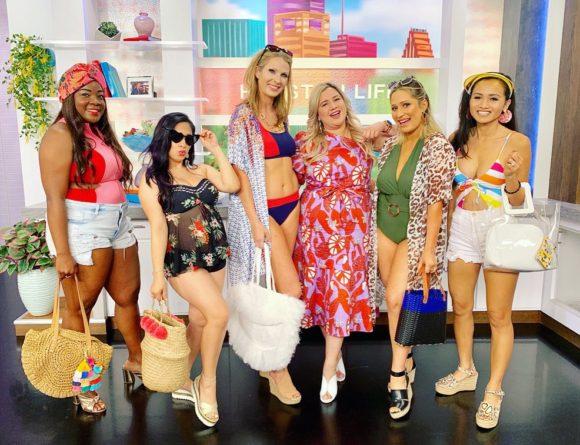 c9b9084fd1d 5 Comfortable Bathing Suits Trends + Where to Shop Them – Houston Life TV  Segment